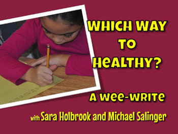 Which Way to Healthy? An Exercise in Mentor Text